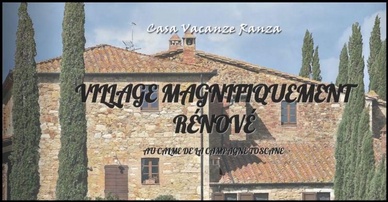 Locations de vacances à Toscane - Maisons de vacances de prestige à San Gimignano en Toscane
