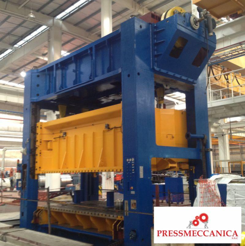 PRESSMECCANICA SNC offerta manutenzione presse meccaniche - montaggio presse industriali