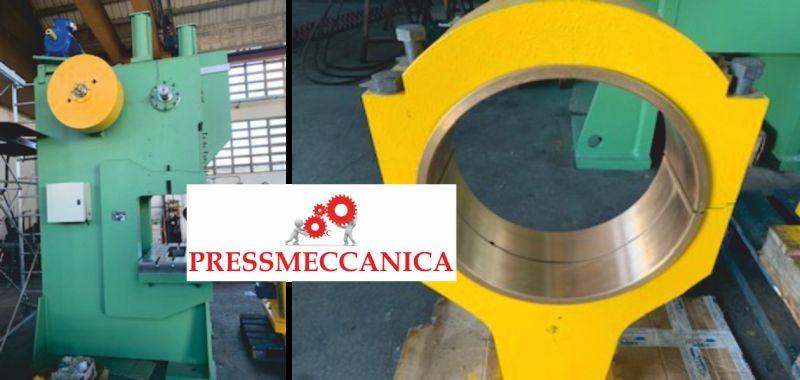 PRESSMECCANICA SNC offerta vendita presse meccaniche usate - promo pressa industriali come nuove