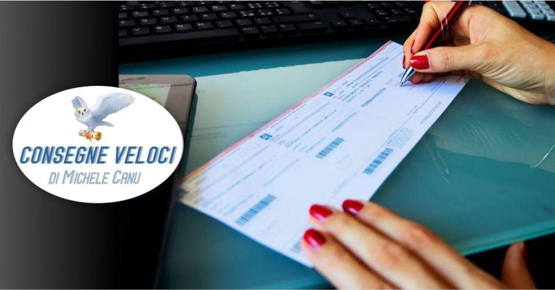 CONSEGNE VELOCI - offerta servizio pagamento bollette e bollettini postali