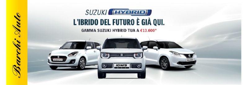 BARCHI AUTO occasione veicoli Suzuki Hybrid - offerta veicoli Suzuki Hybrid Forlì