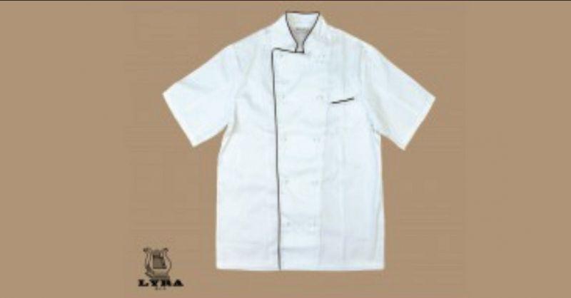 promozione abbigliamento per cuochi e abbigliamento da sala - LYRA SRL