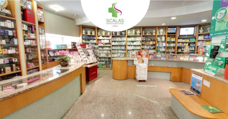 Farmacia Scalas Serramanna - offerta prodotti erboristici dermocosmesi