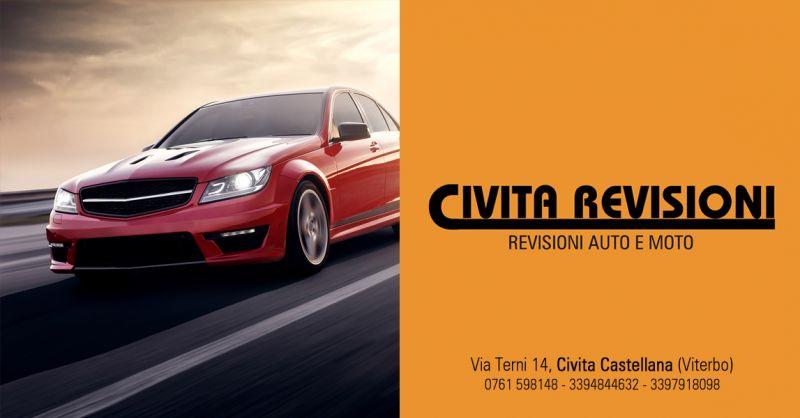 CIVITA REVISIONI - offerta Centro Revisione Autoveicoli Civita Castellana Viterbo