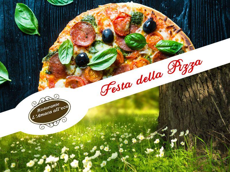offerta festa della pizza piediluco - serata giro pizza piediluco