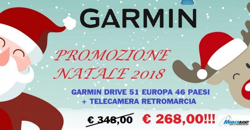 Marca Rent occasione vendita navigatore satellitare -  offerta promozione garmin drive 51