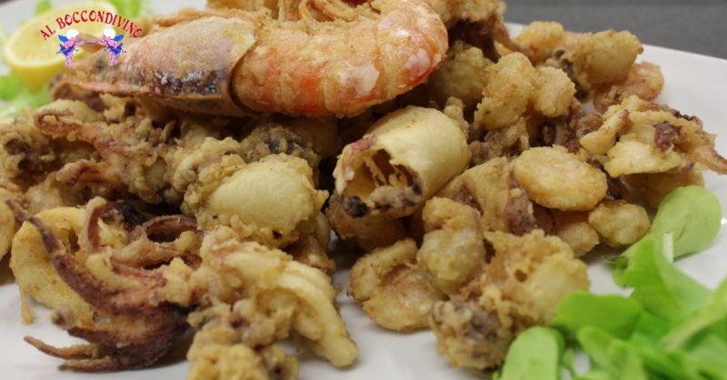 Boccondivino offerta ristorante di pesce - occasione specialità di mare Gallarate